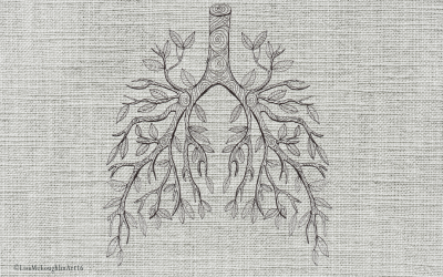 If my lungs are made of trees…